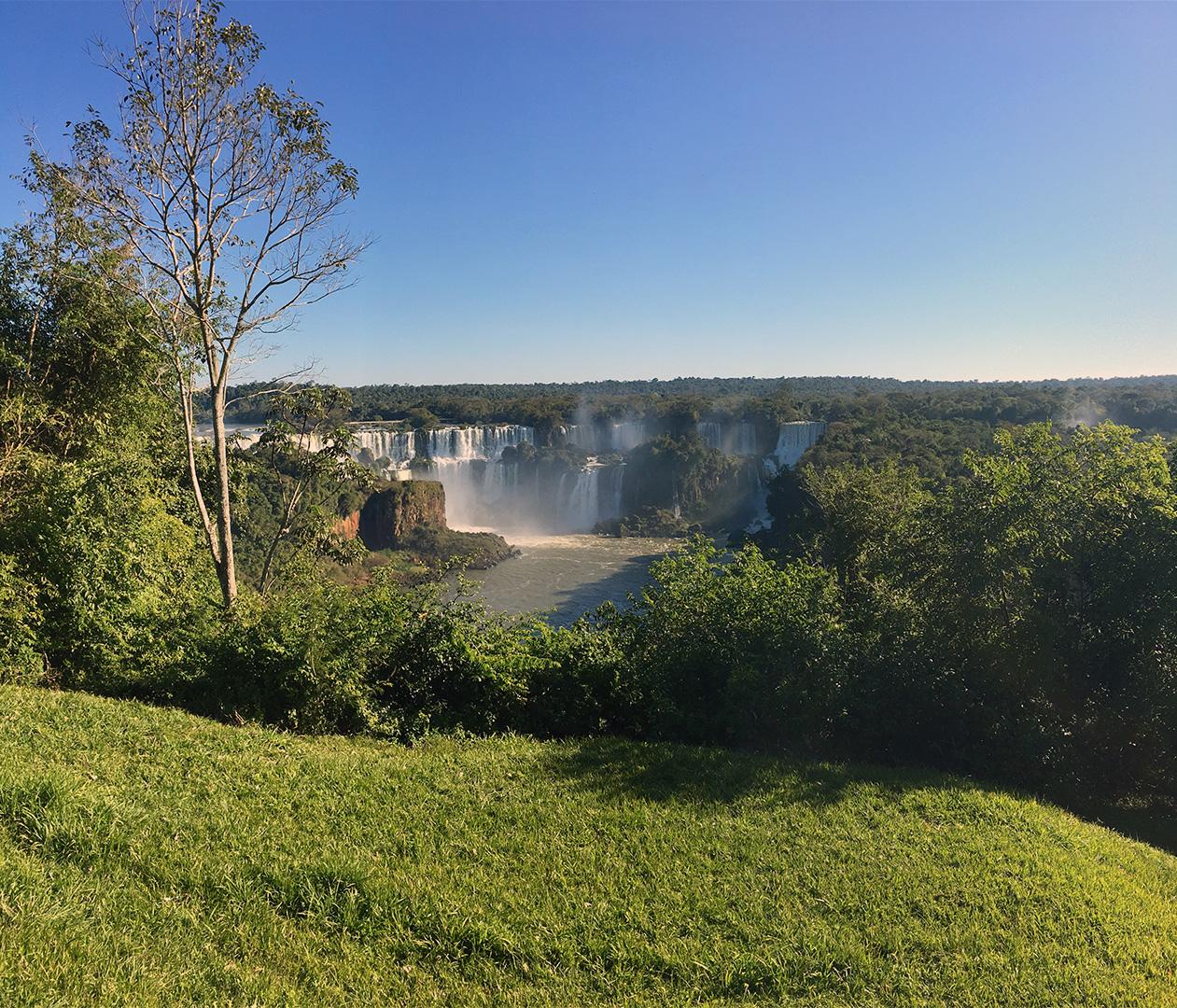 cataratas foz iguazu pablocaminante - Brasil, Foz do Iguaçu