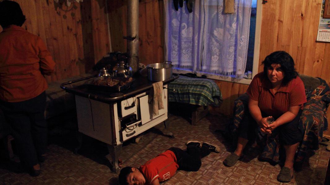cocina cordero chiloe pablocaminante - Chile, Islas de Chiloé
