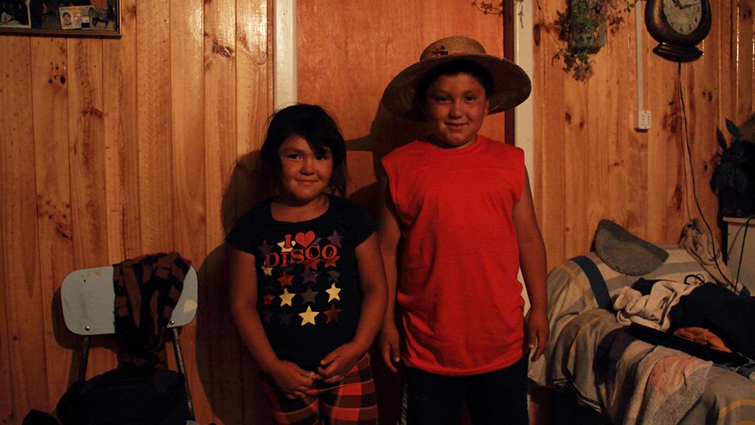 cumpleanos lin lin pablocaminante - Chile, Islas de Chiloé