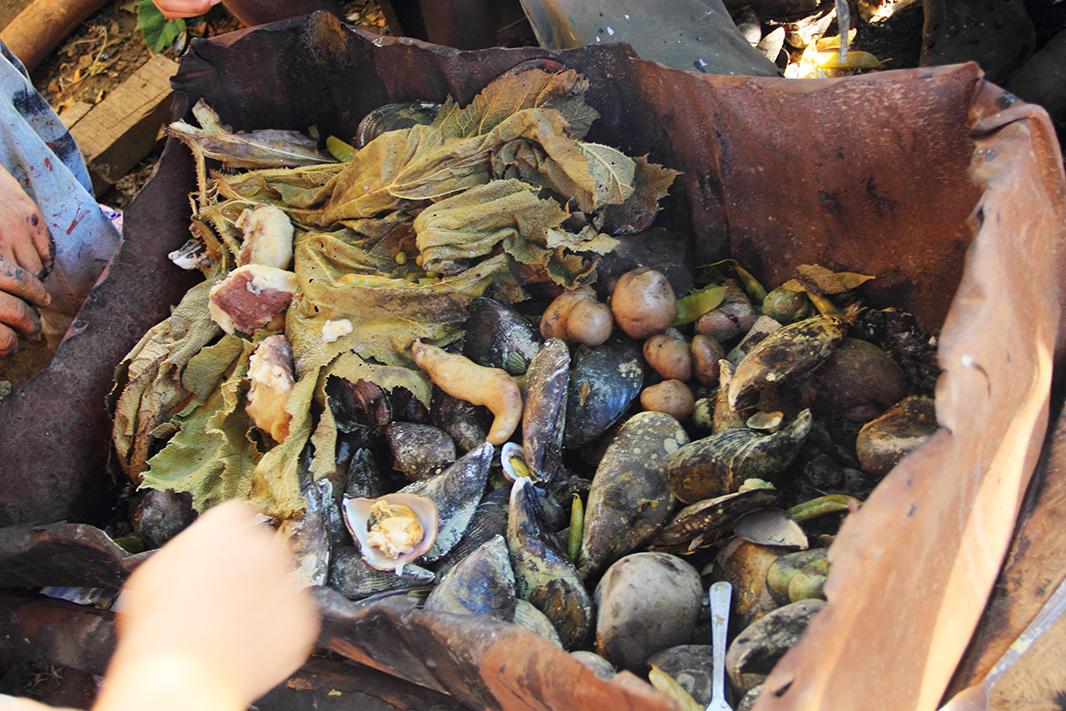 curanto lin lin pablocaminante - Chile, Islas de Chiloé