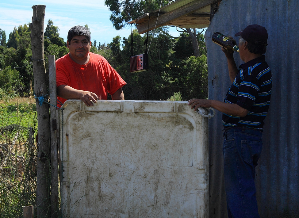 descanso traguito chiloe pablocaminante - Chile, Islas de Chiloé