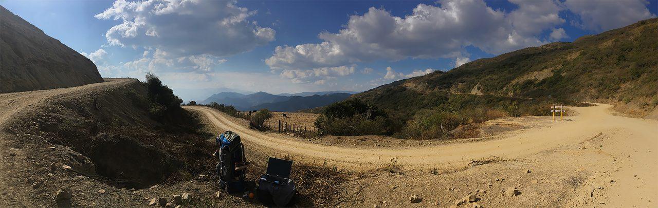 desvio higuera pablocaminante bolivia 1280x405 - Ruta del Che 2/2, La Higuera