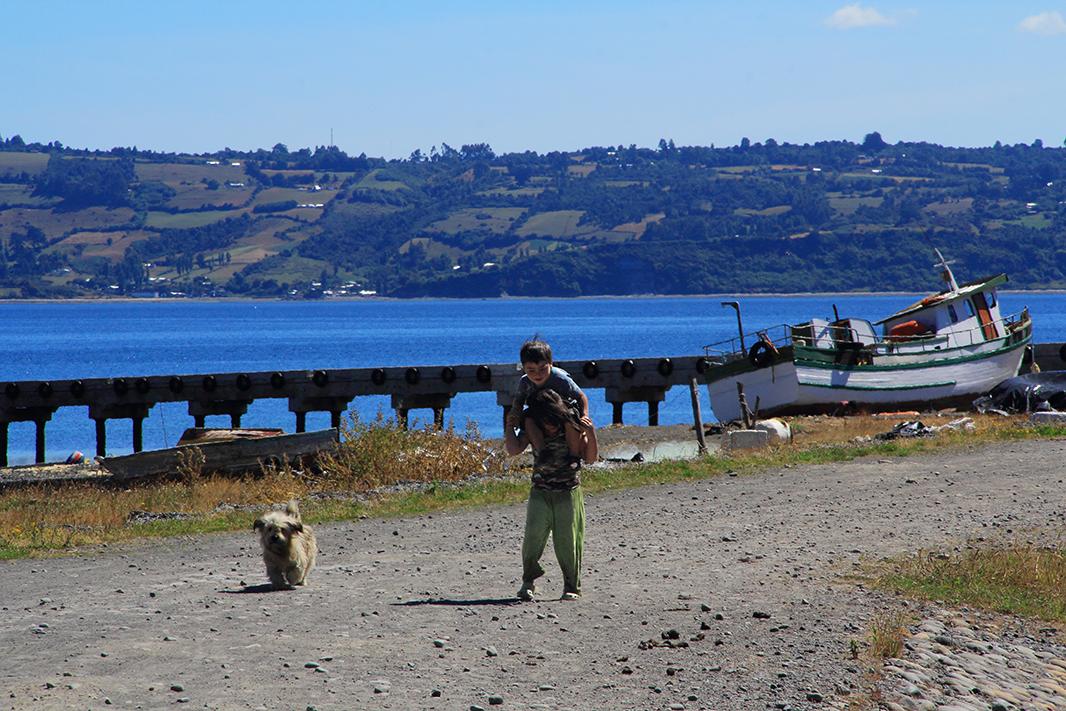 lin lin chiloe pablocaminante - Chiloé, Chile