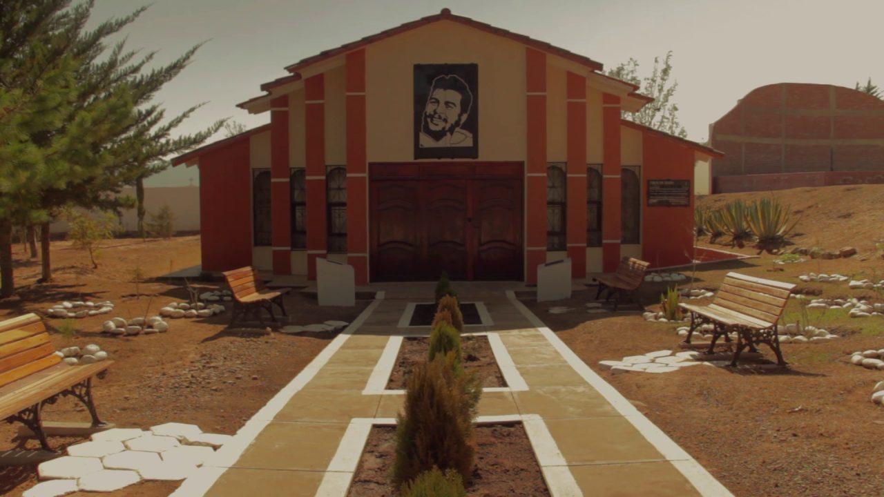 mausoleo ernesto guevara pablocaminante 1280x720 - Che Guevara en Bolivia, breve historia