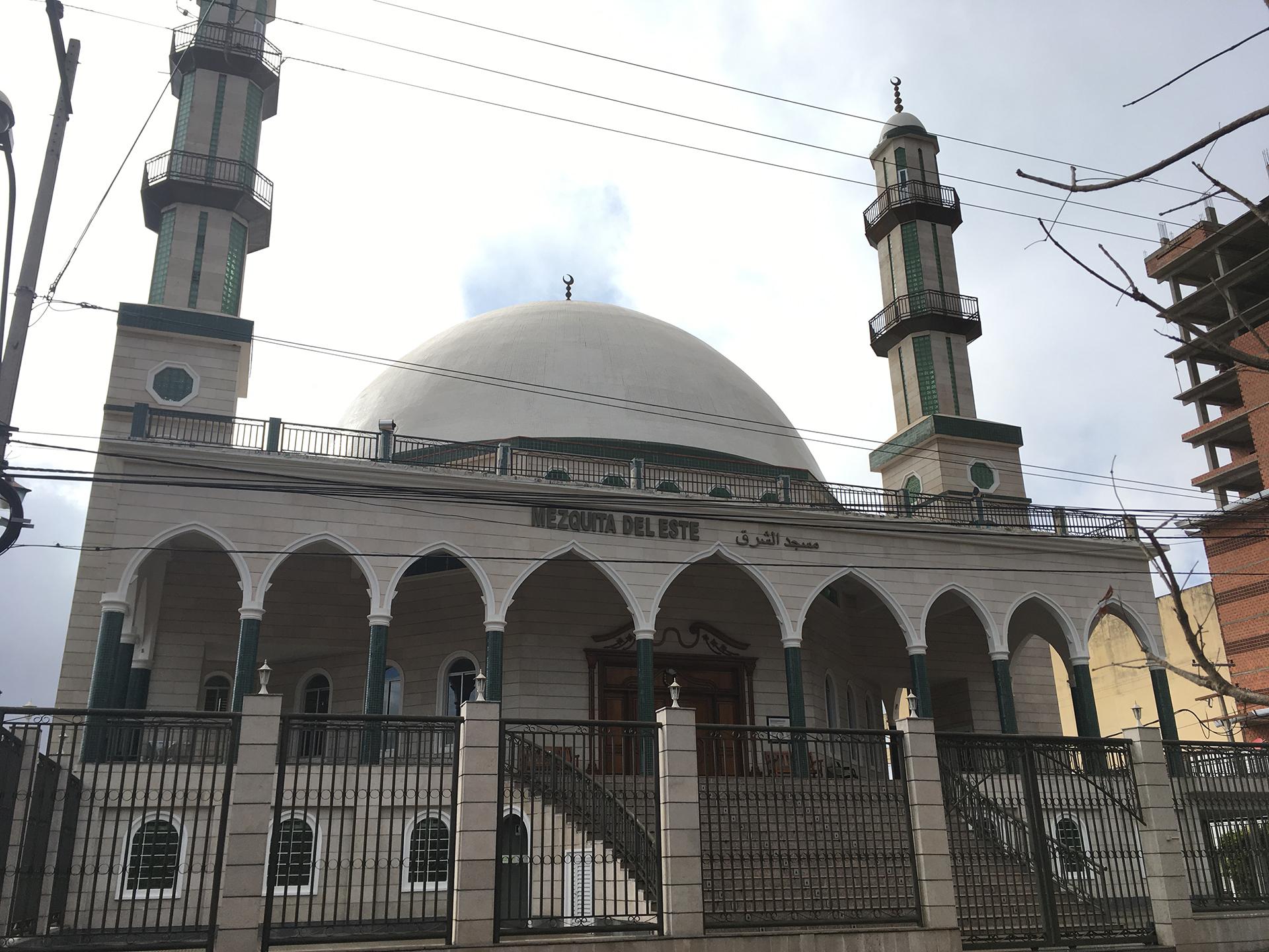 mezquita paraguay ciudad este pablocaminante - Paraguay, Ciudad del Este
