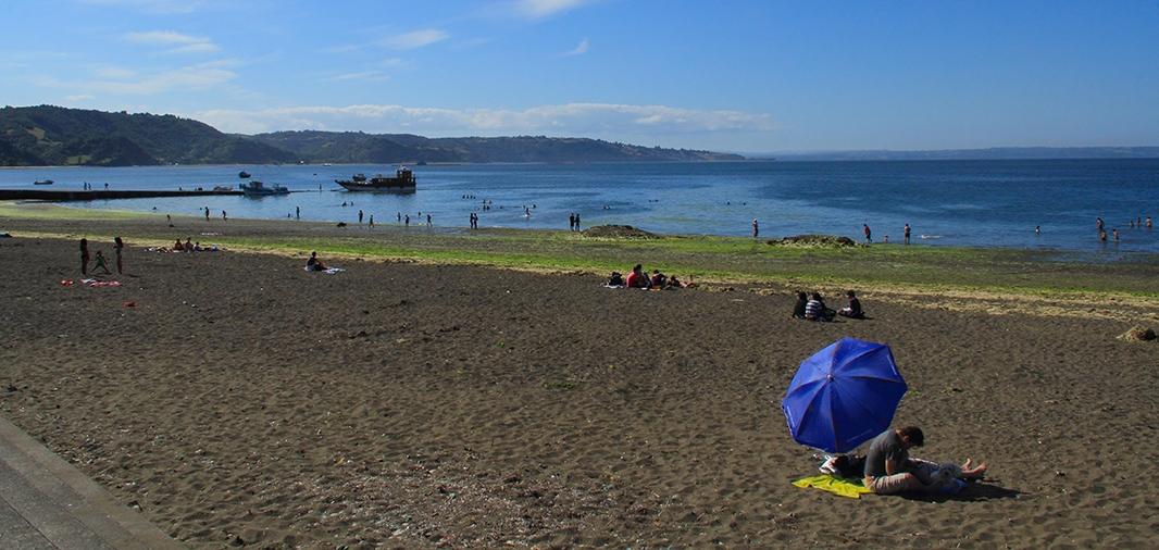 muelle achao chile pablocaminante - Chiloé, Chile