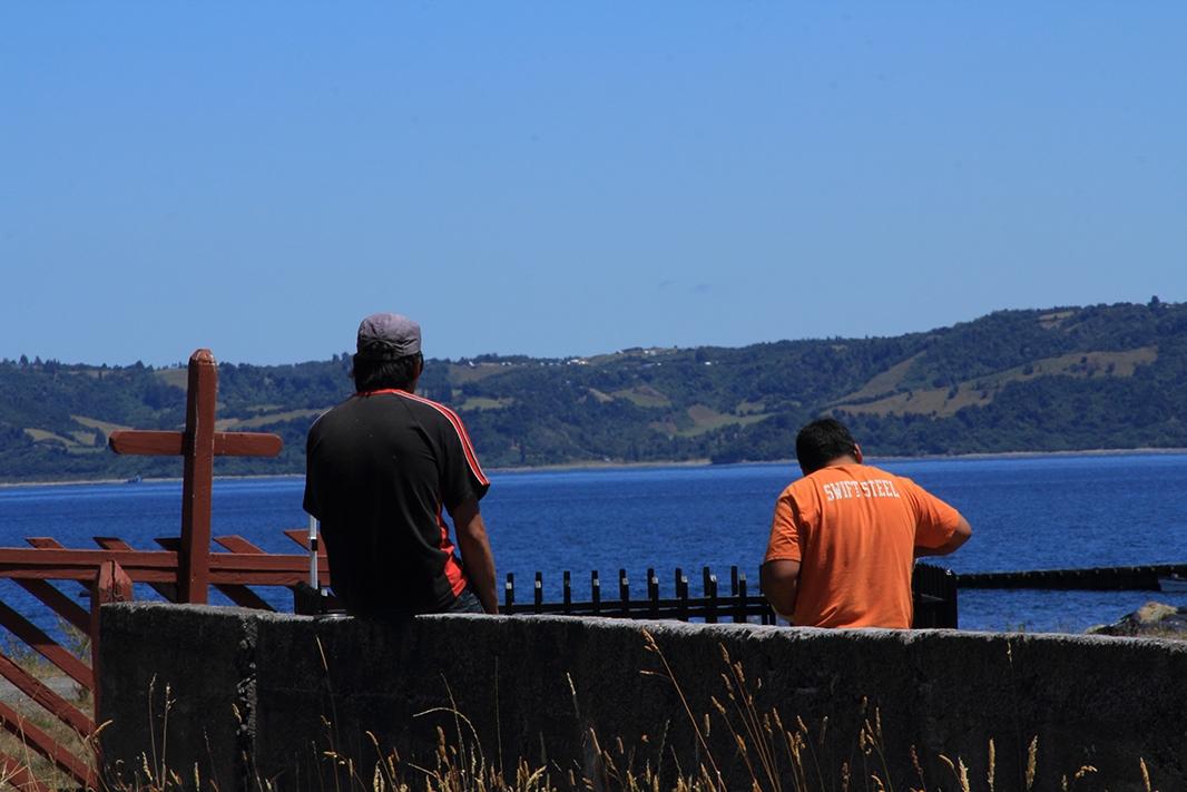 novena cementerio chiloe pablocaminante - Chiloé, Chile