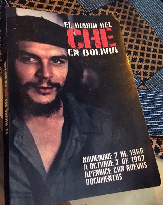 portada diario che pablocaminante 574x720 - Bolivia, Ruta del Che