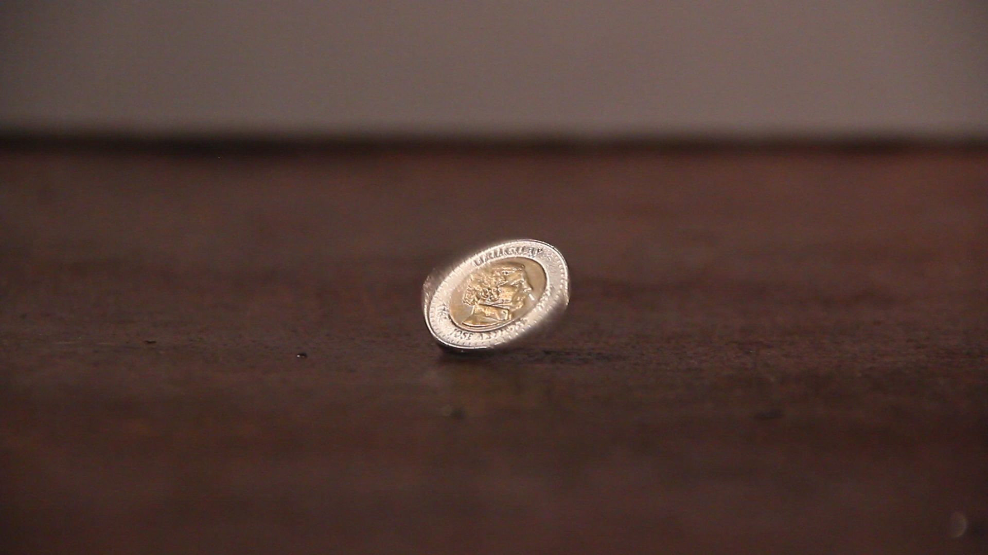 quimica pablocaminante moneda - Audiovisual