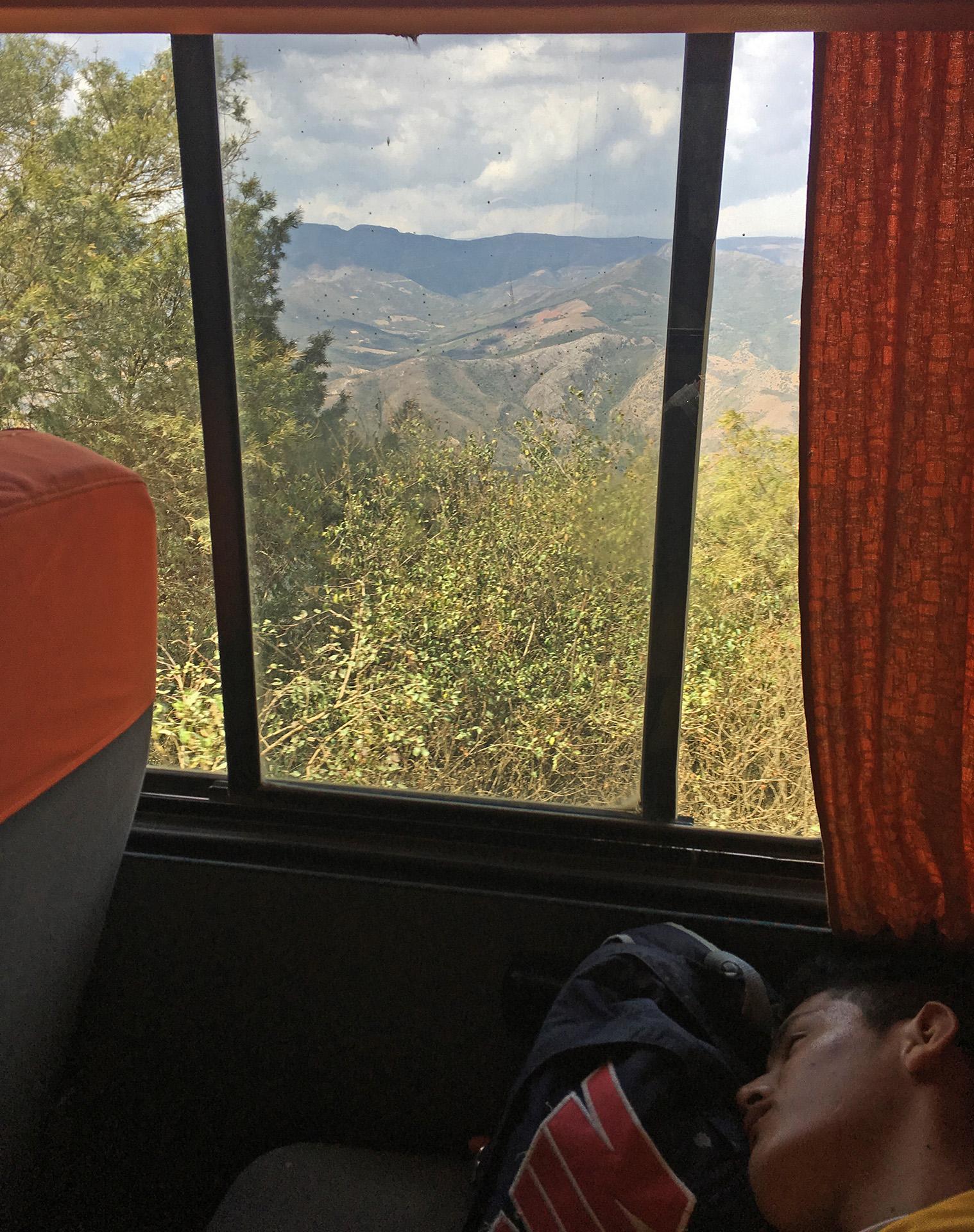 serranías santa cruz pablocaminante - Sierras de Santa Cruz: Ruta del Che
