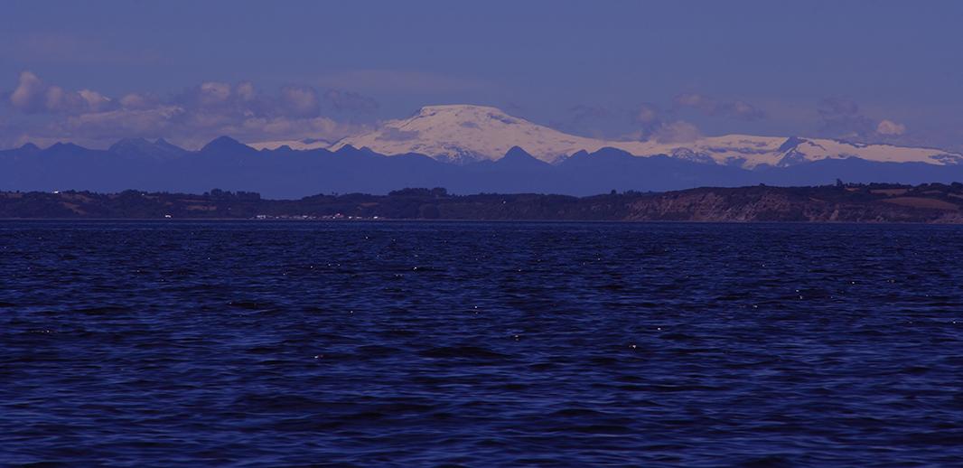 vocan chiloe pablocaminante - Chiloé, Chile