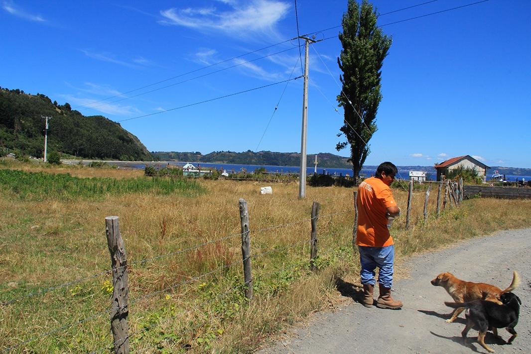 yendo cementerio chiloe pablocaminante - Chiloé, Chile