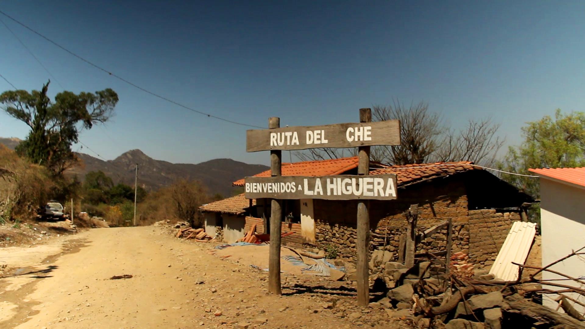 bienvenidos la higuera pablocaminante - Ruta del Che 2/2, La Higuera