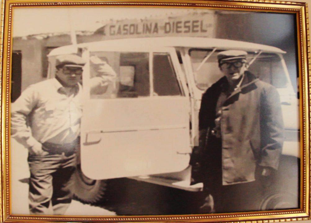 che camuflado vallegrande pablocaminante 1003x720 - Che Guevara en Bolivia, breve historia
