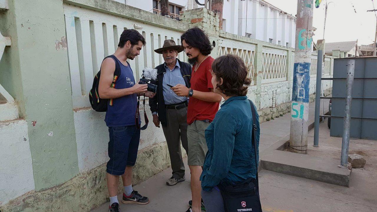 filmando ruta che pablocaminante 1280x720 - Ruta del Che 1/2, Vallegrande