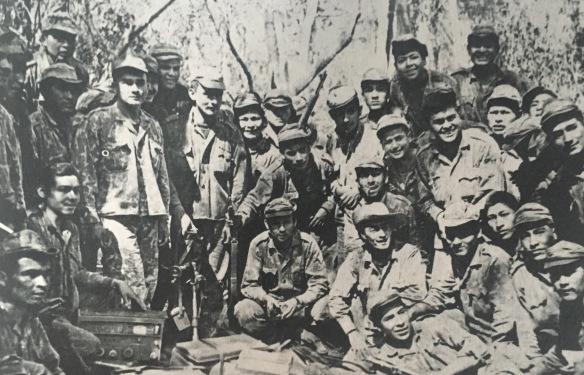 guerrilla nancahuazu pablocaminante - Che Guevara en Bolivia, breve historia