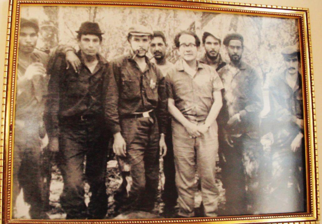guerrilla nancahuazu pablocaminante vallegrande 1 1031x720 - Che Guevara en Bolivia, breve historia