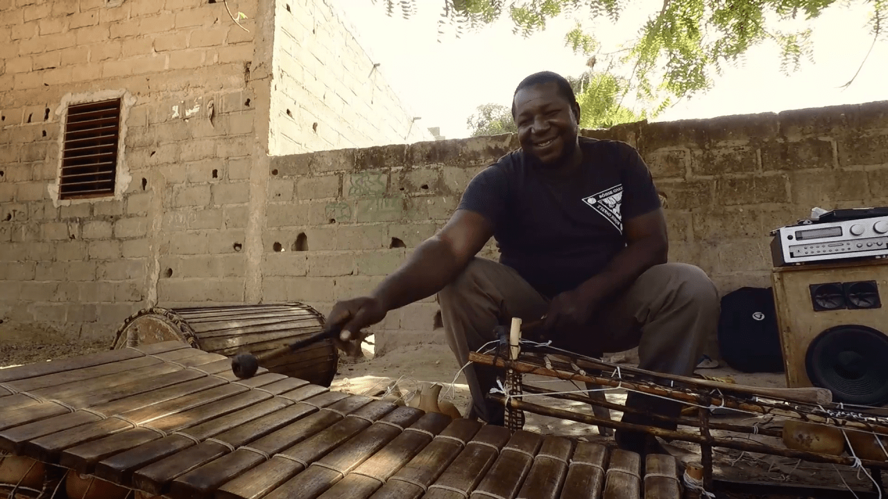 issa dembele balafon percusion bandidocine 1280x720 - Malí 3, Ségou