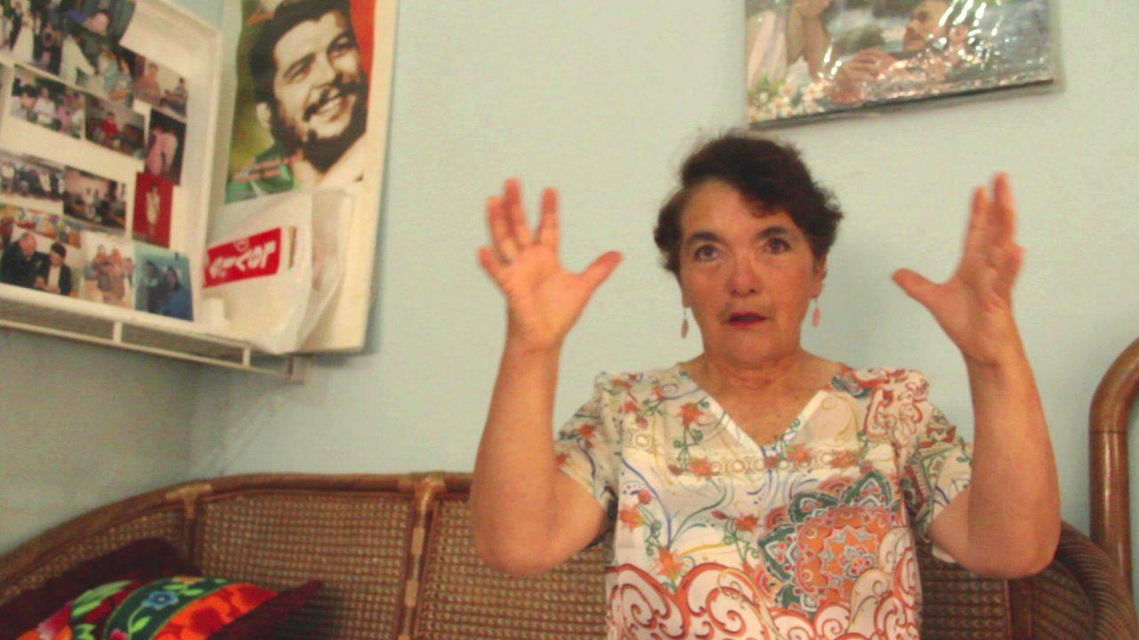 julia cortez maestra higuera pablocaminante entrevista 1280x720 - Ruta del Che 1/2, Vallegrande