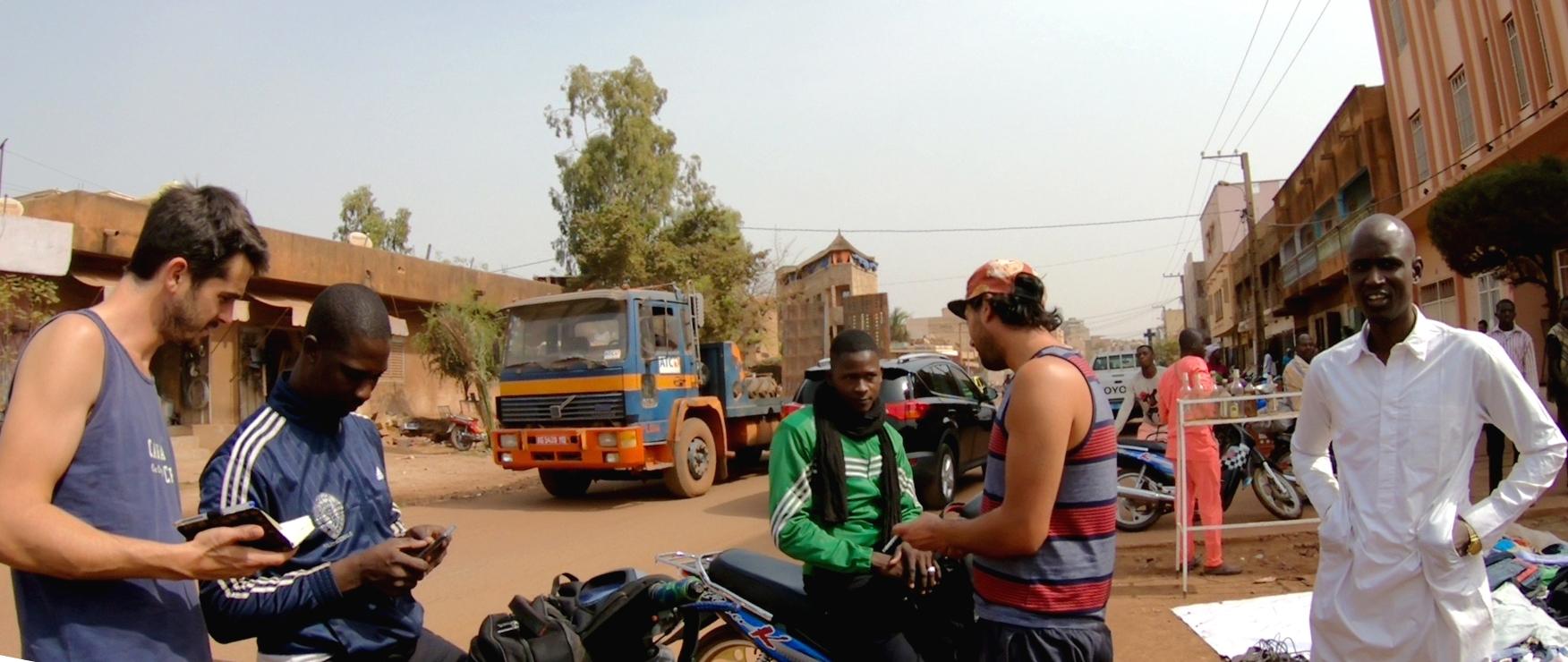 pablocaminante bandidocine bamako mali - Mali 2, de Nioro a Ségou