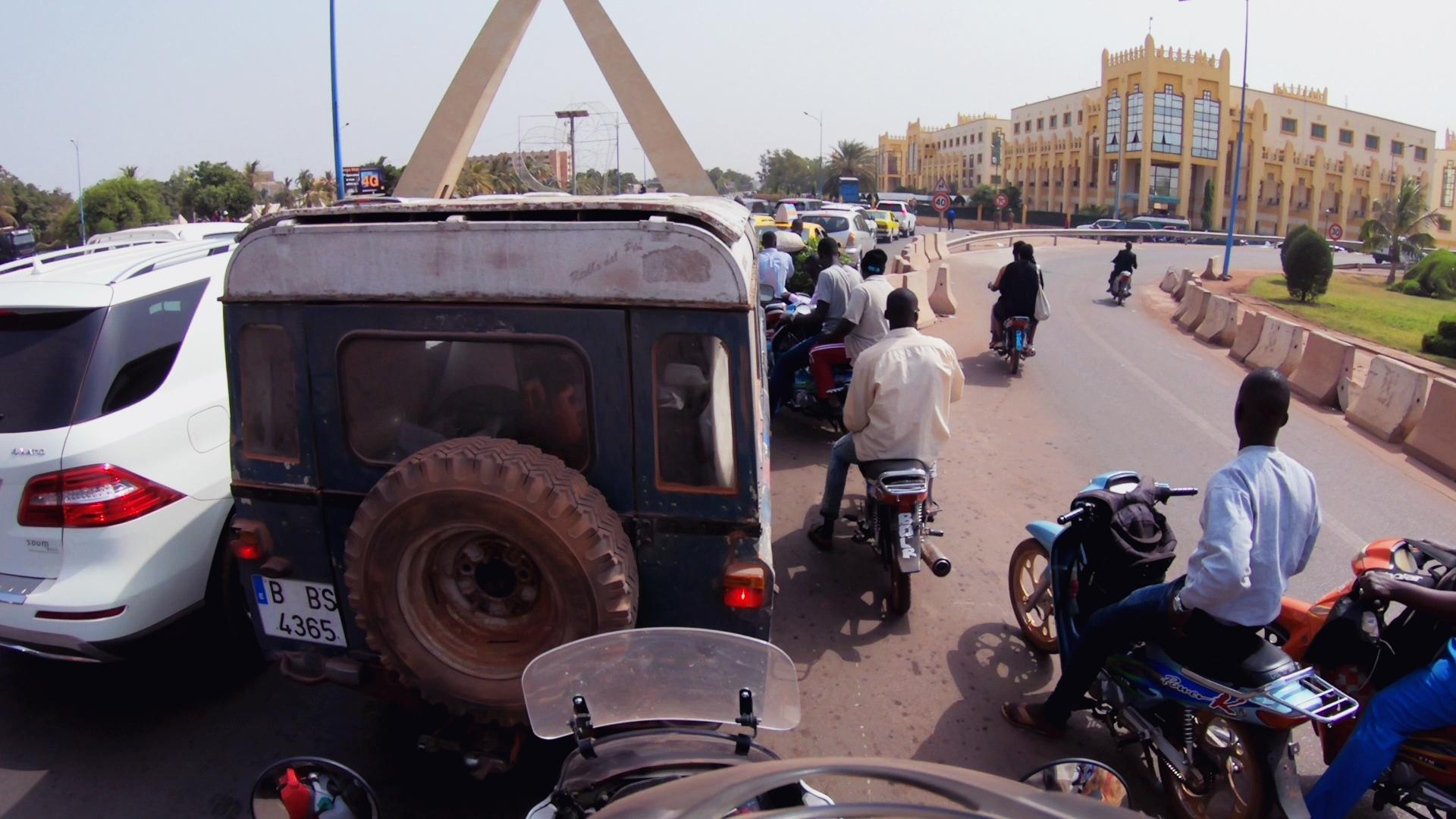 pablocaminante bandidocine bamako tourdafrique - Mali 2, de Nioro a Ségou
