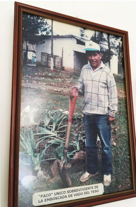 paco vado yeso pablocaminante 473x720 - Che Guevara en Bolivia, breve historia