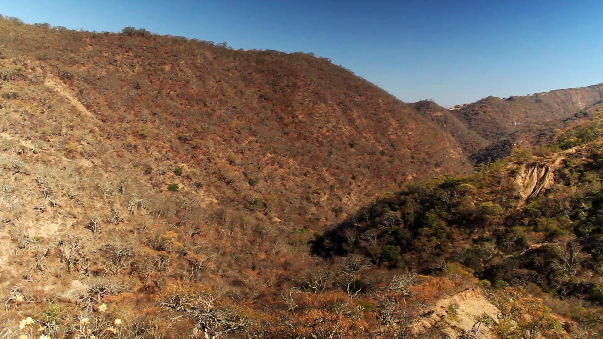 quebrada yuro guevara pablocaminante - Ruta del Che 2/2, La Higuera