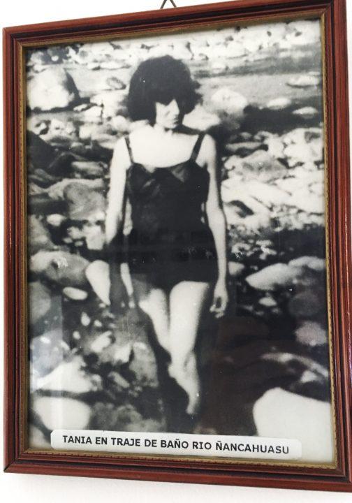 tania nancahuazu pablocaminante 504x720 - Che Guevara en Bolivia, breve historia