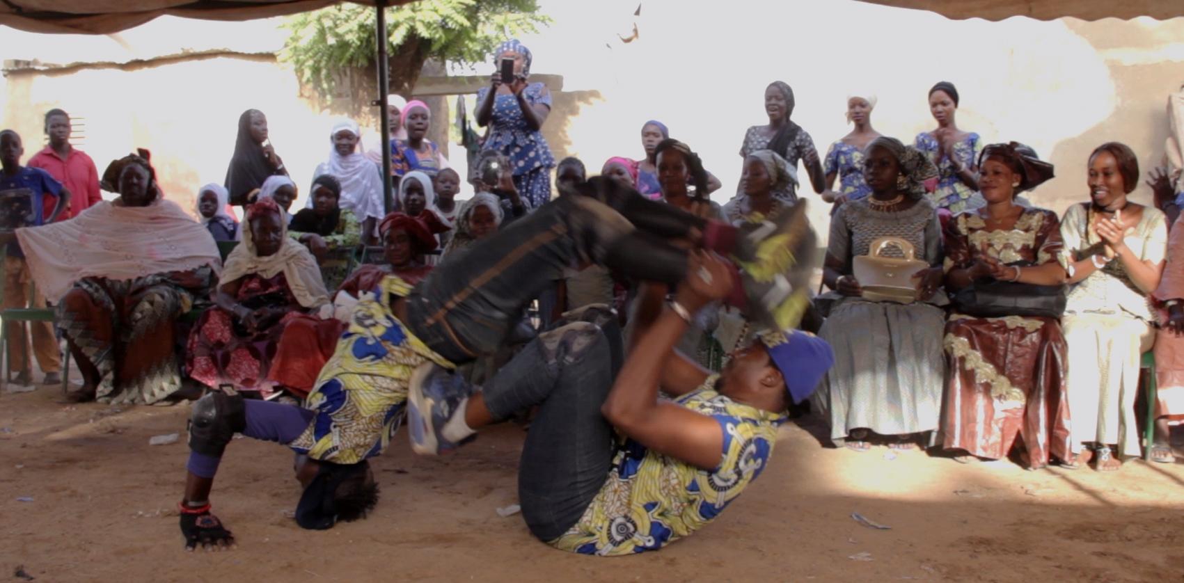 danseurs mariage segou pablocaminante - Malí 3, Ségou
