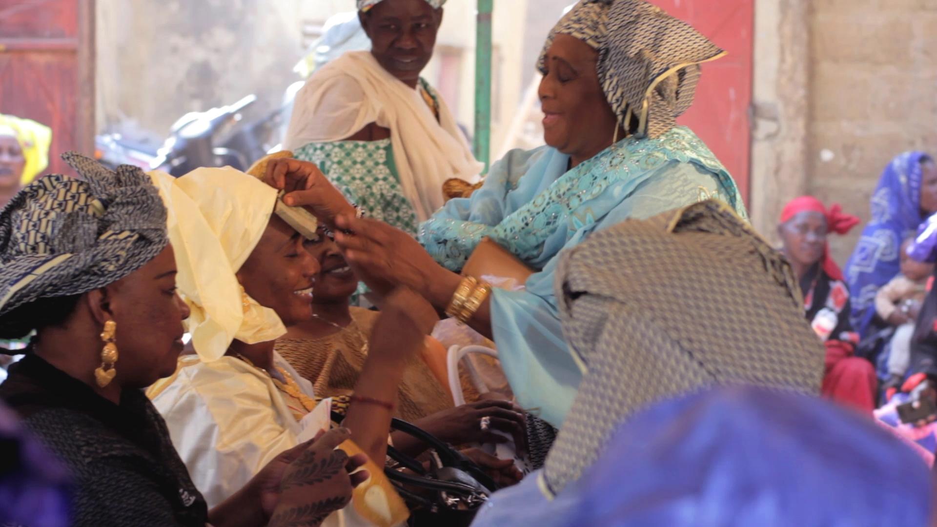 ofrendas billete casamiento mali pablocaminante - Malí 3, Ségou