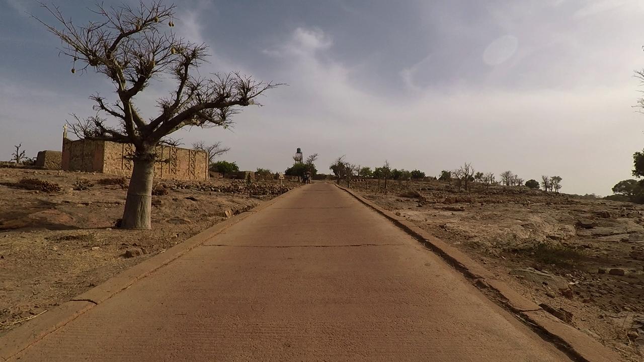 baobab djiguibombo pablocaminante bandido cine - Malí 4, País Dogon I: Ogossogou