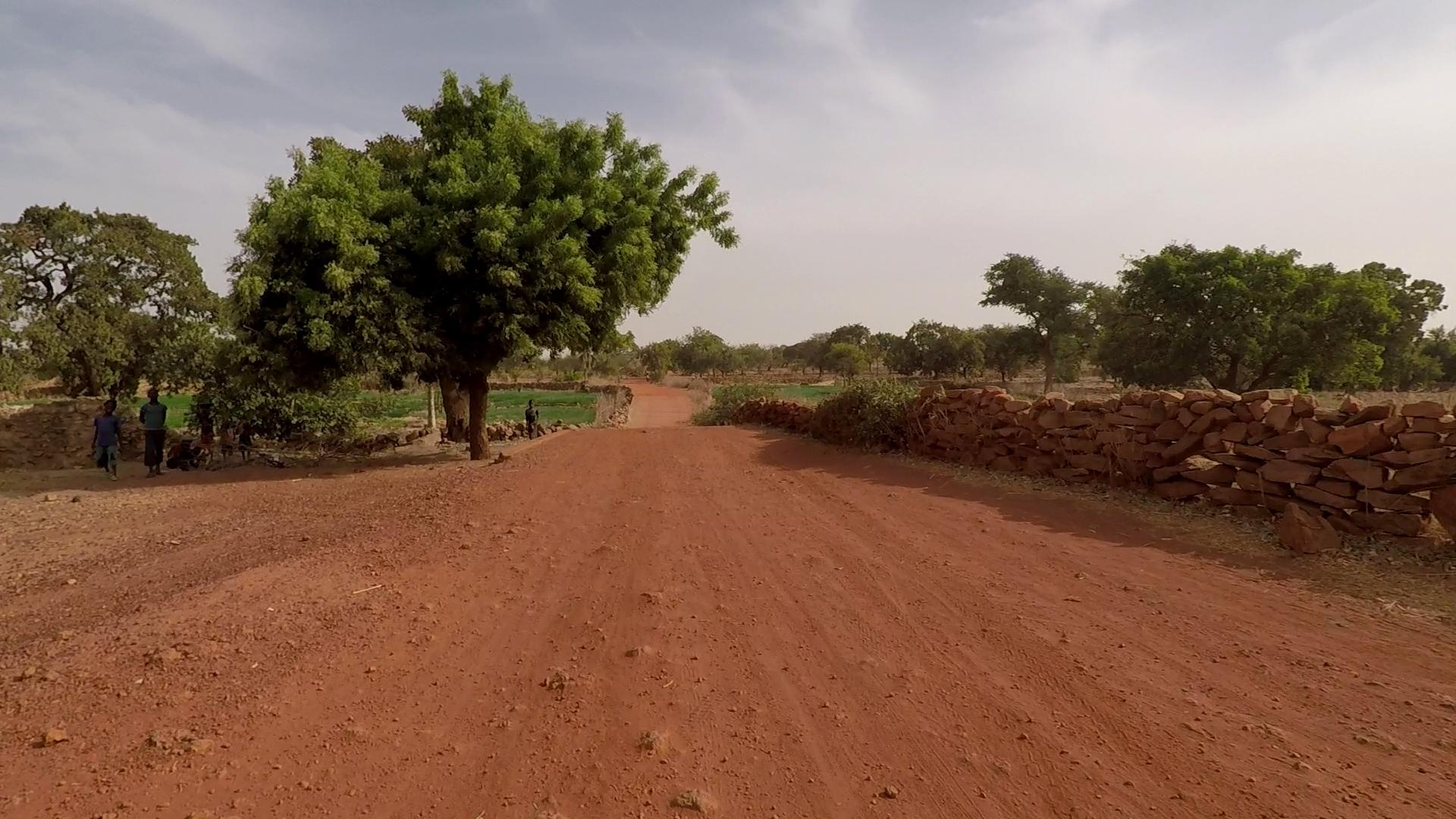 familias dogon agricolas pablocaminante - Malí 4, País Dogon I: Ogossogou