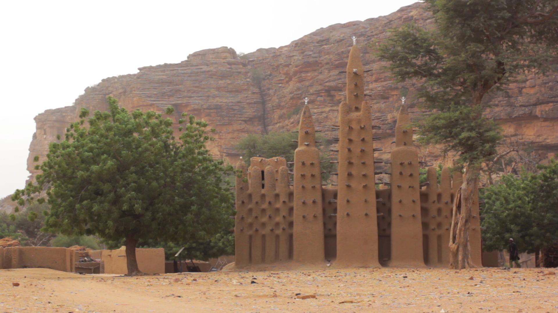 mezquita kanikombole pablocaminante bandido cine - Malí 6, País Dogon III: Falla de Bandiagara
