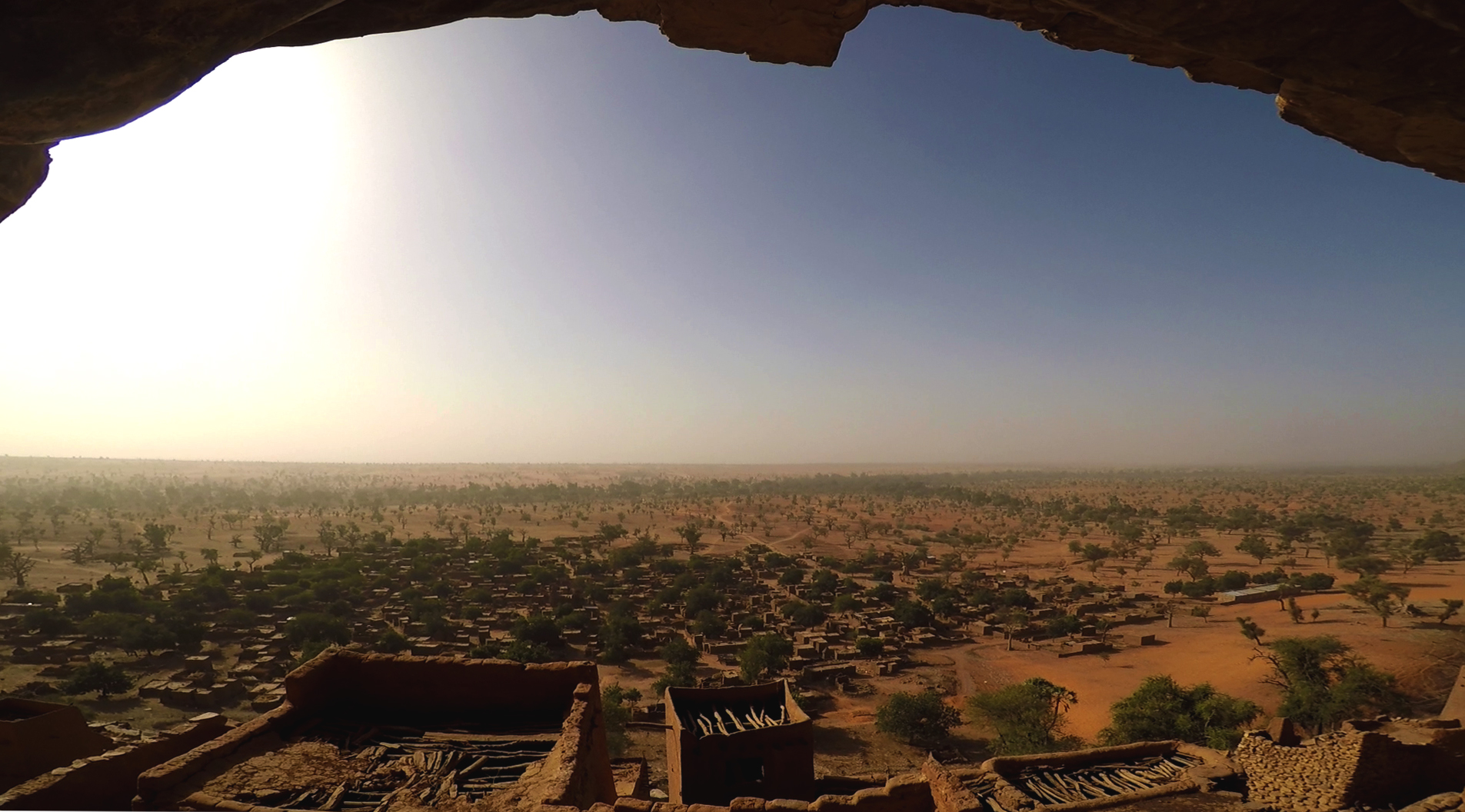caverna telem dogon pablocaminante - Malí 7, País Dogon IV: Tellem