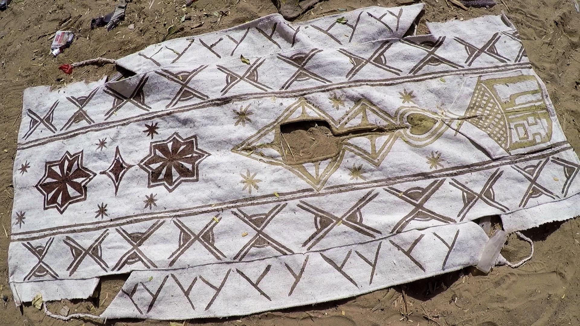 bogolan dogon pablocaminante - Malí 8, País Dogon V: moda, arte y religión