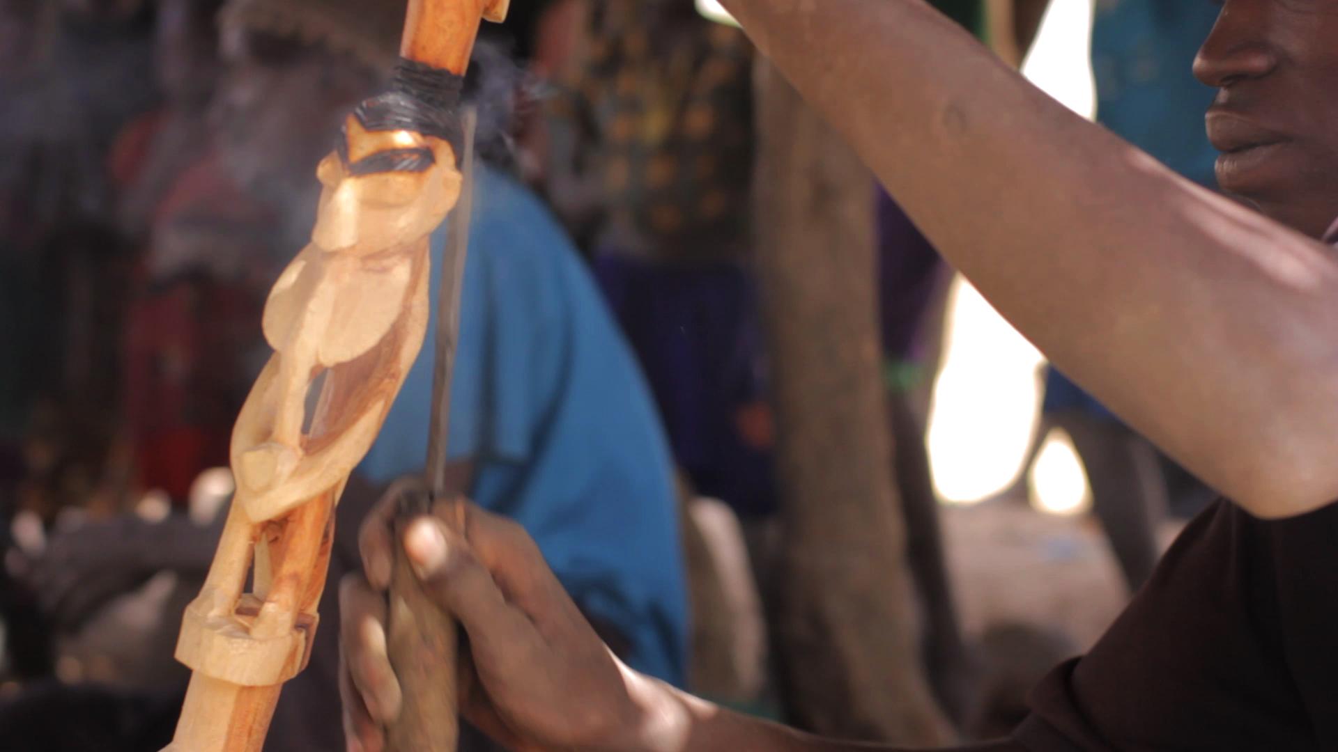 dogon pablocaminante ebanista - Malí 8, País Dogon V: moda, arte y religión