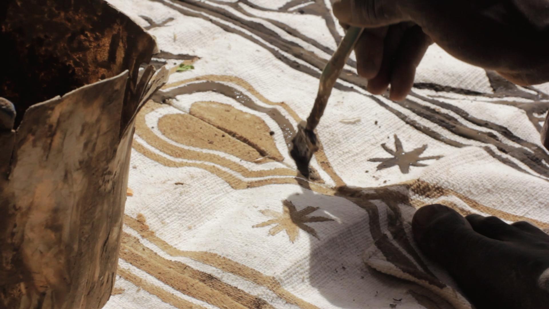 ende bogolan pablocaminante dogon - Malí 8, País Dogon V: moda, arte y religión