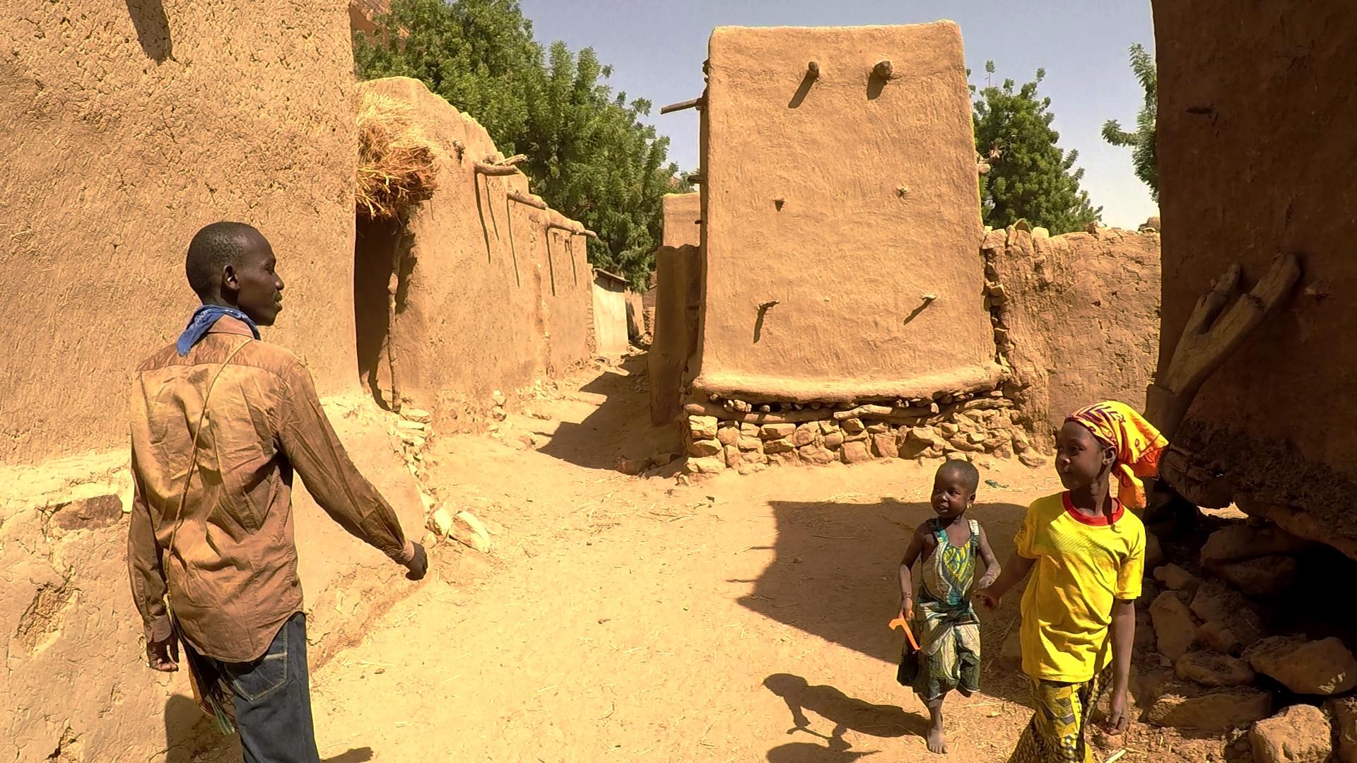 ende pablocaminante bogolans mali - Malí 8, País Dogon V: moda, arte y religión