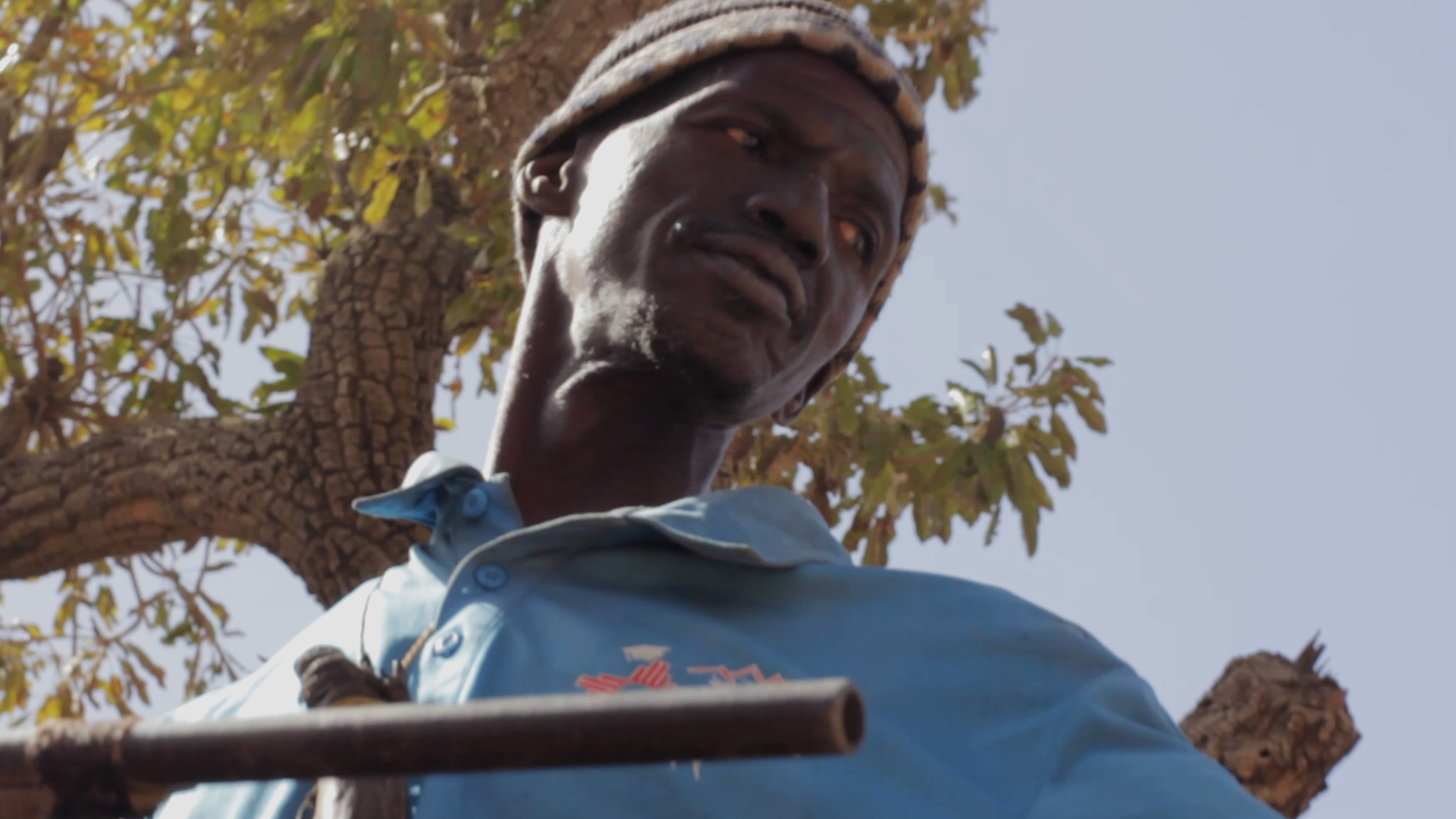 herrero cazador dogon pablocaminante - Malí 8, País Dogon V: moda, arte y religión