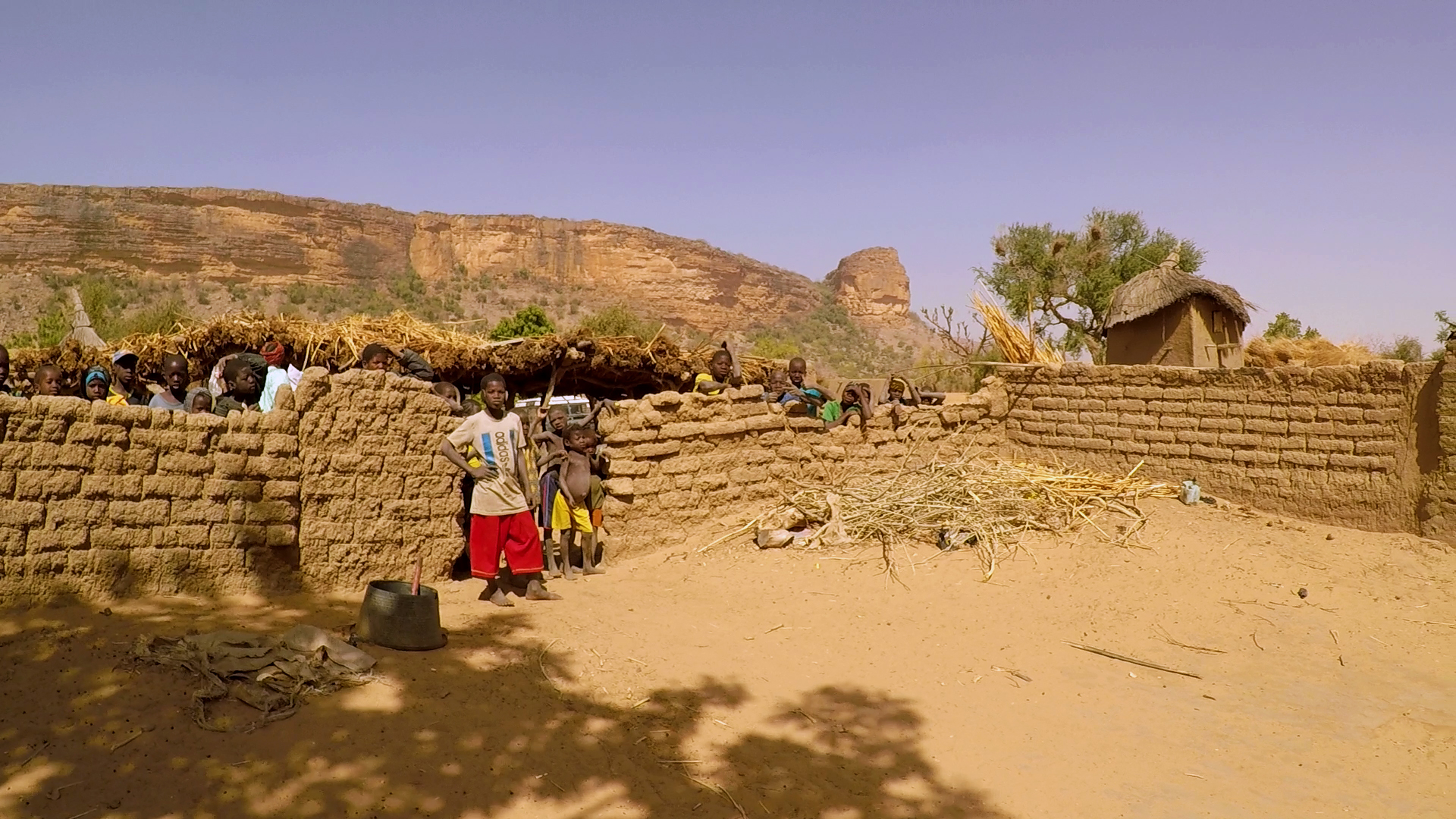 herrero dogon mali pablocaminante - Malí 8, País Dogon V: moda, arte y religión